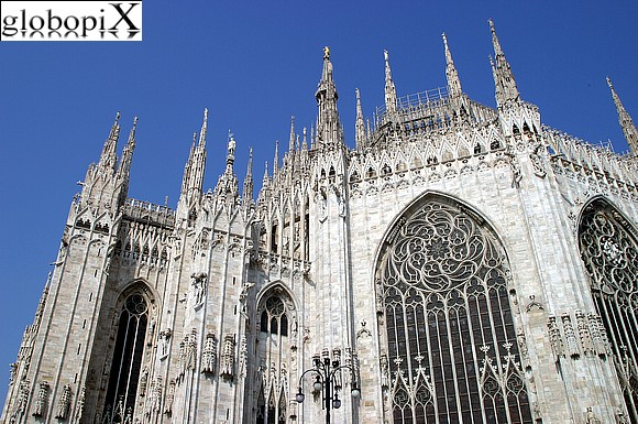Milan - The Duomo of Milano