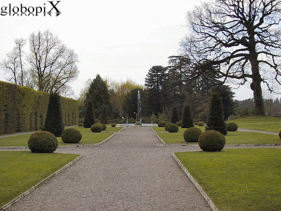 Varese - The garden of Villa Panza