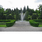 Photo: A fountain in Giardini Estensi