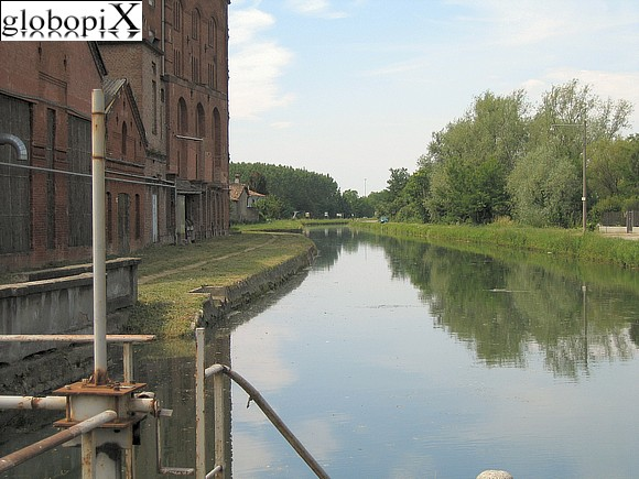 Pavia - Watercourse
