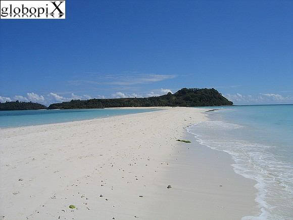 Madagascar - Spiaggia di Nosy Iranja