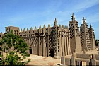 Photo: Moschea di Djenne
