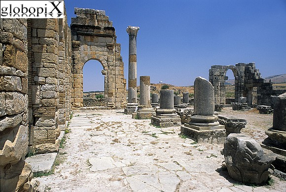 Imperial Cities - Il Foro a Volubilis