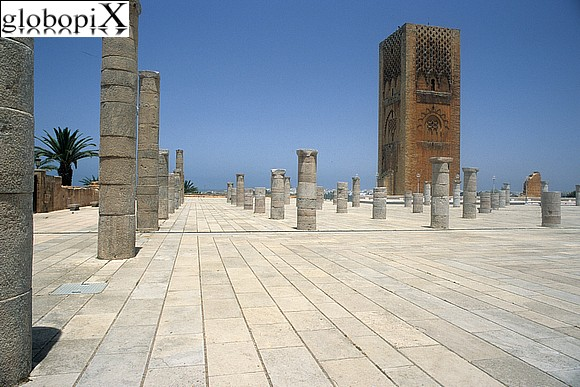Imperial Cities - Torre Hassan I