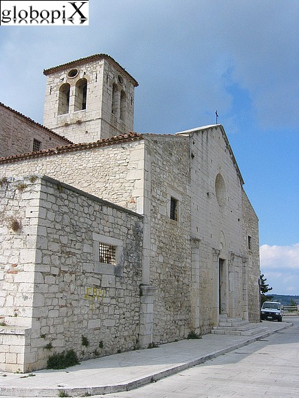 Campobasso - St George church