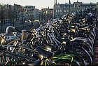 Photo: Biciclette ad Amsterdam