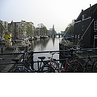 Photo: Chiuse ad Amsterdam