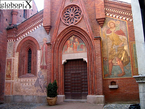 Turin - Medieval borough - Church
