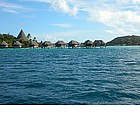 Photo: Bungalow overwater a Bora Bora