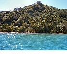 Photo: Huahine dal mare