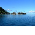 Photo: Resort a Huahine