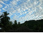 Photo: Nuvole a Huahine