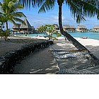 Photo: Resort a Rangiroa