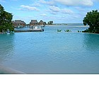 Photo: Piscina a Rangiroa