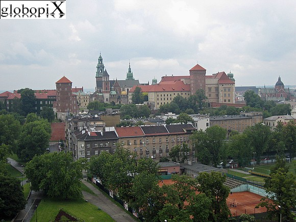 Cracovia - Collina di Wawel