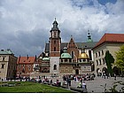Photo: Cattedrale di Wawel