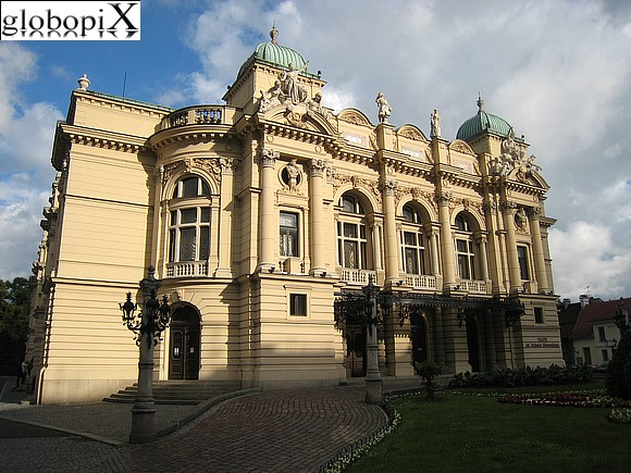 Cracovia - Slowacki Theatre