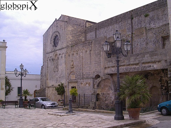 Salento - Castro's cathedral
