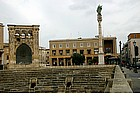 Photo: Anfiteatro e Piazza S. Oronzo
