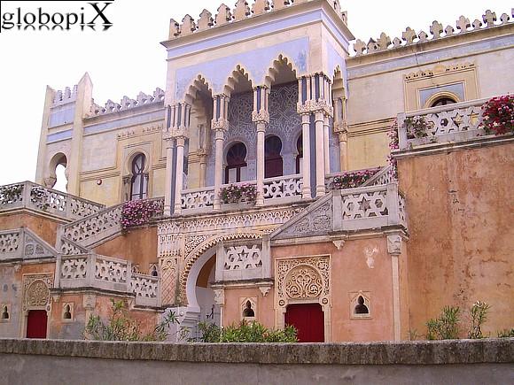 Foto salento palazzo in stile arabo a santa ces rea for Palazzo in stile messicano