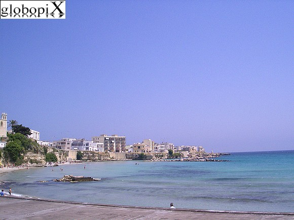 Otranto - Panorama of Otranto
