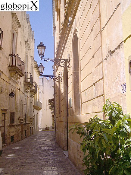 Gallipoli - Vicoli in Gallipoli