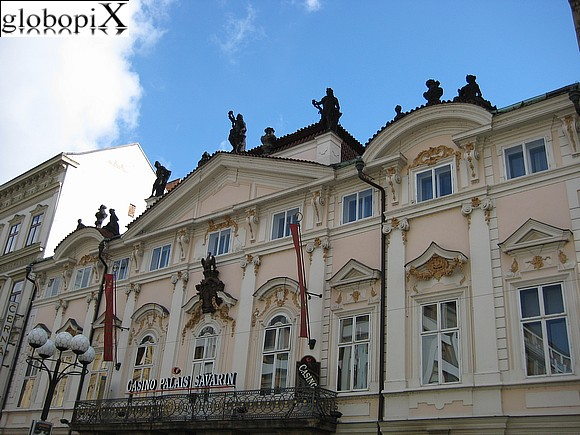 Praga - Casino Palais Savarin