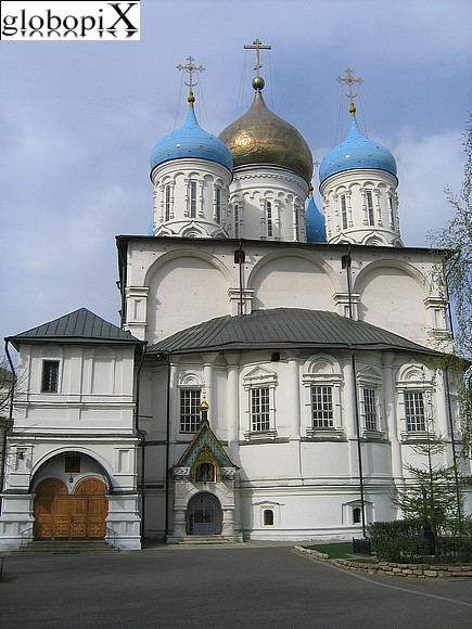 Moscow - Convent of Novodevicij
