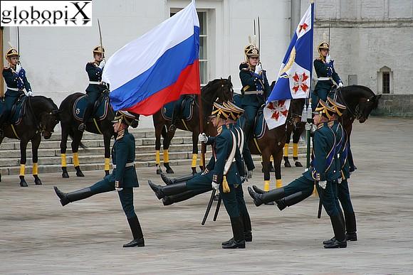 Cambio della Guardia al Cremlino