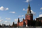Photo: Red Square - Kremlin Spasskaya Tower
