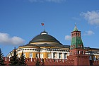 Photo: Red Square - Kremlins wall