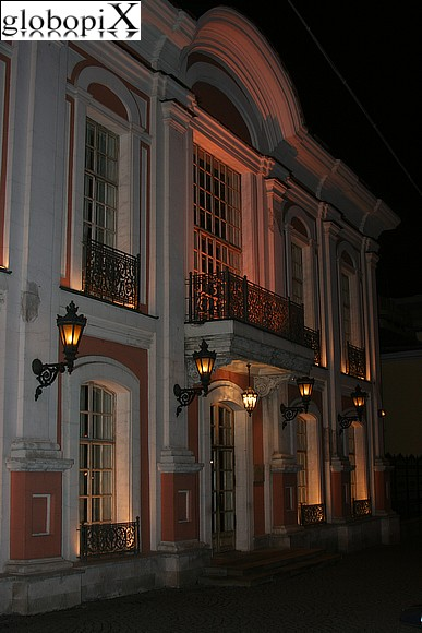 Sabato, 14 marzo 2015 russia - mosca - ristorante puskin