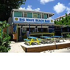 Photo: Beach bar at Philipsburg