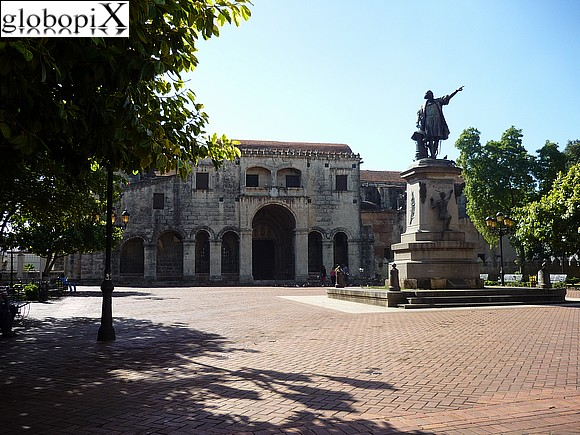 Santo Domingo - Plaza Colon a Santo Domingo