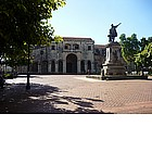 Foto: Plaza Colon a Santo Domingo