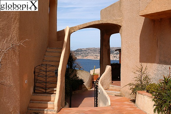 Palau - Houses and Punta Sardegna