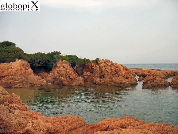 Cartina Sardegna Isola Rossa.Foto Sardegna Isola Rossa 8 Globopix