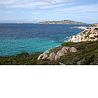 Photo: Panorama from Punta Sardegna