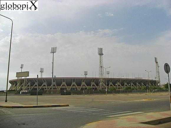 Stadio Sant Elia.