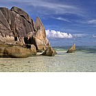 Foto: Anse Source d Argent a La Digue