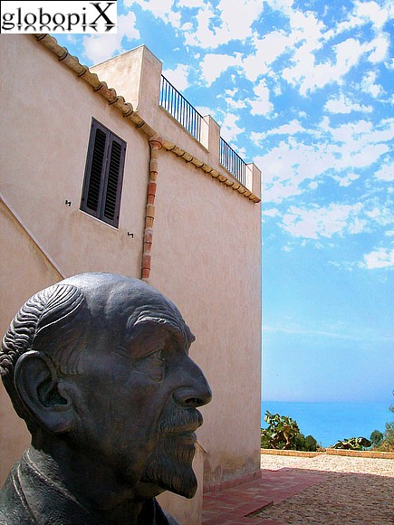 Agrigento - Birth place of Luigi Pirandello