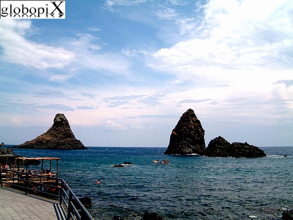 Aci Castello - Ciclopi at Aci Trezza