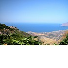 Photo: Panorama from Castello Venere of Erice