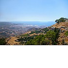 Photo: Panorama from Castello Venere di Erice