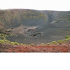 Photo: Ancient crater on Etna