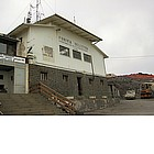 Photo: Cableway station on Etna