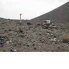 Photo: Survey intruments on Etna