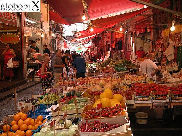 Foto palermo mercato vucciria globopix - Il mercato della piastrella moncalieri orari ...