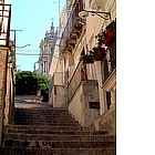 Photo: Stairs towards S. Giorgio