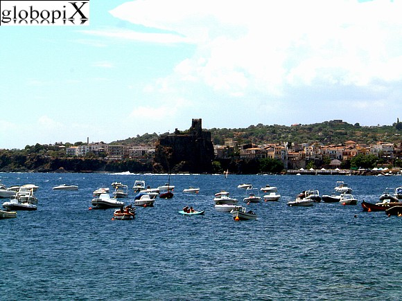 Aci Castello - Panorama from Aci Trezza